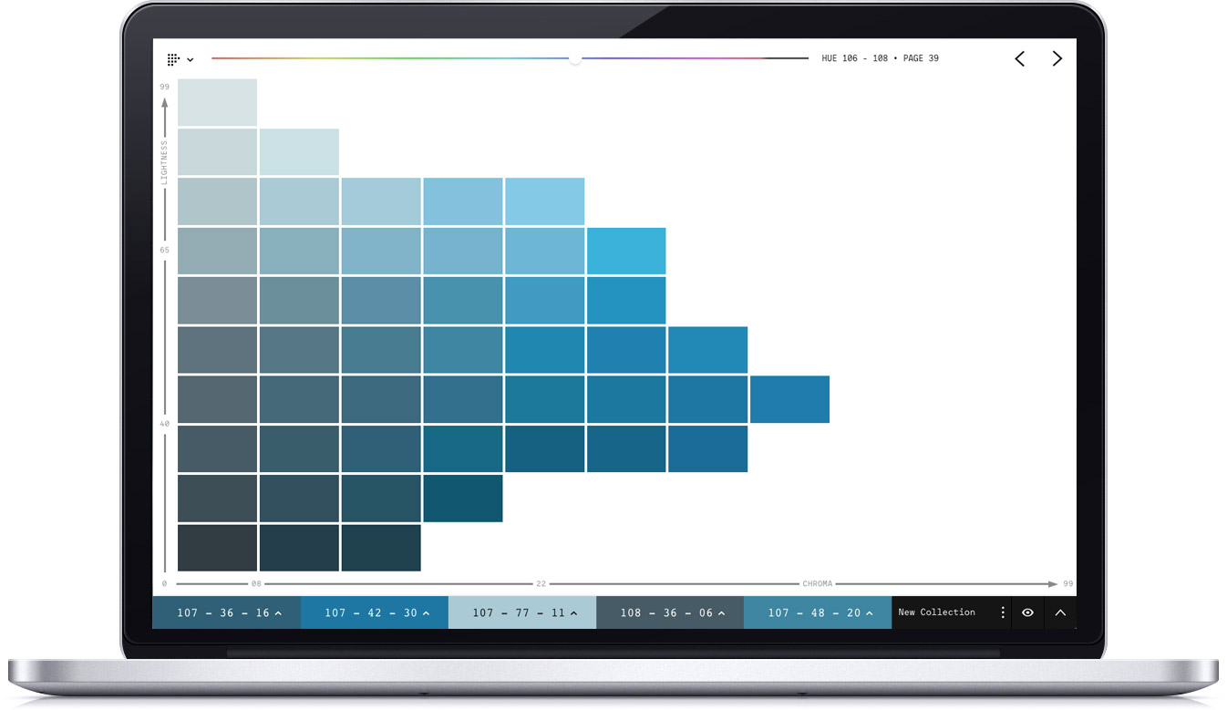 coloro codebook tool