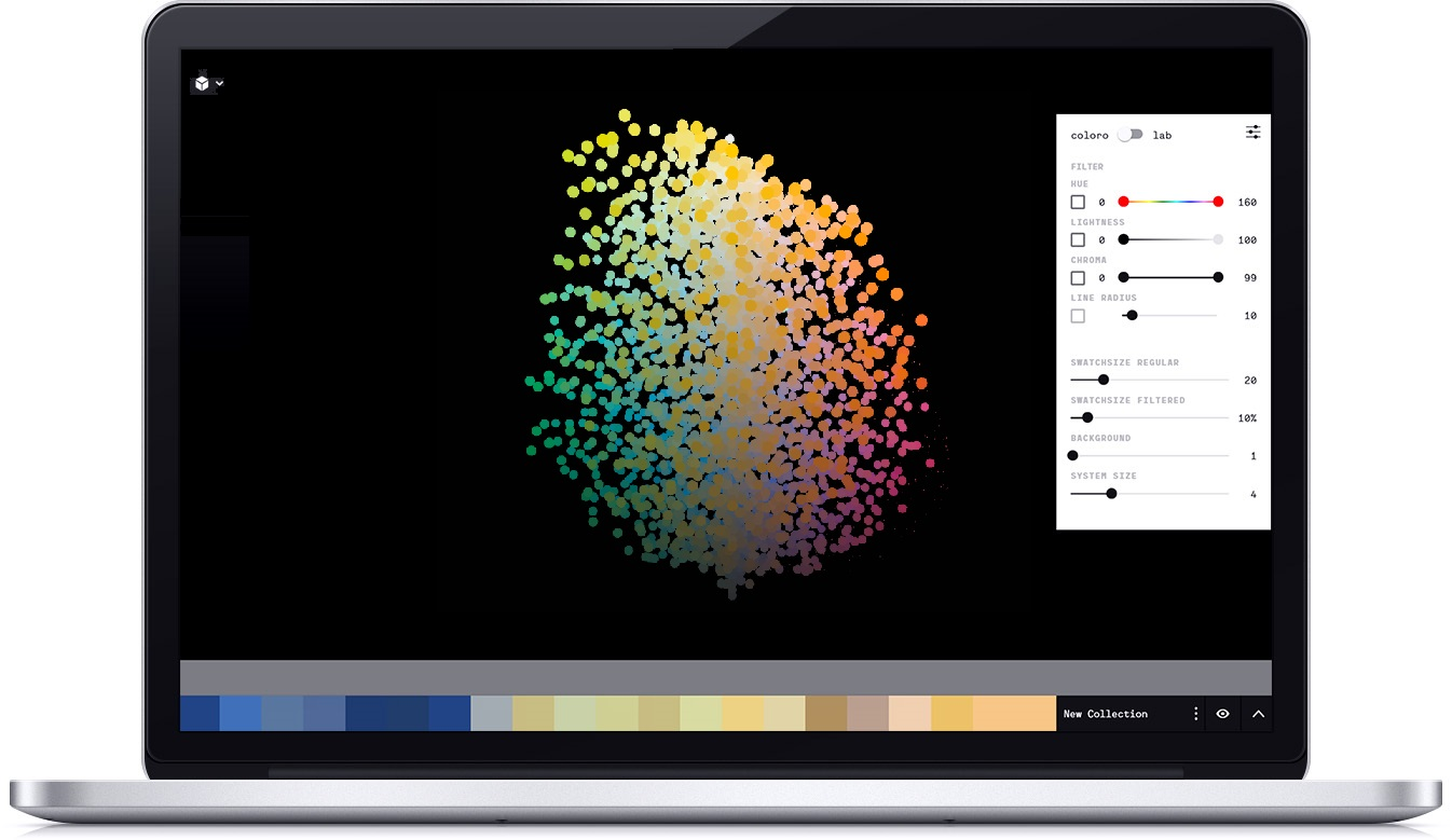coloro workspace tool