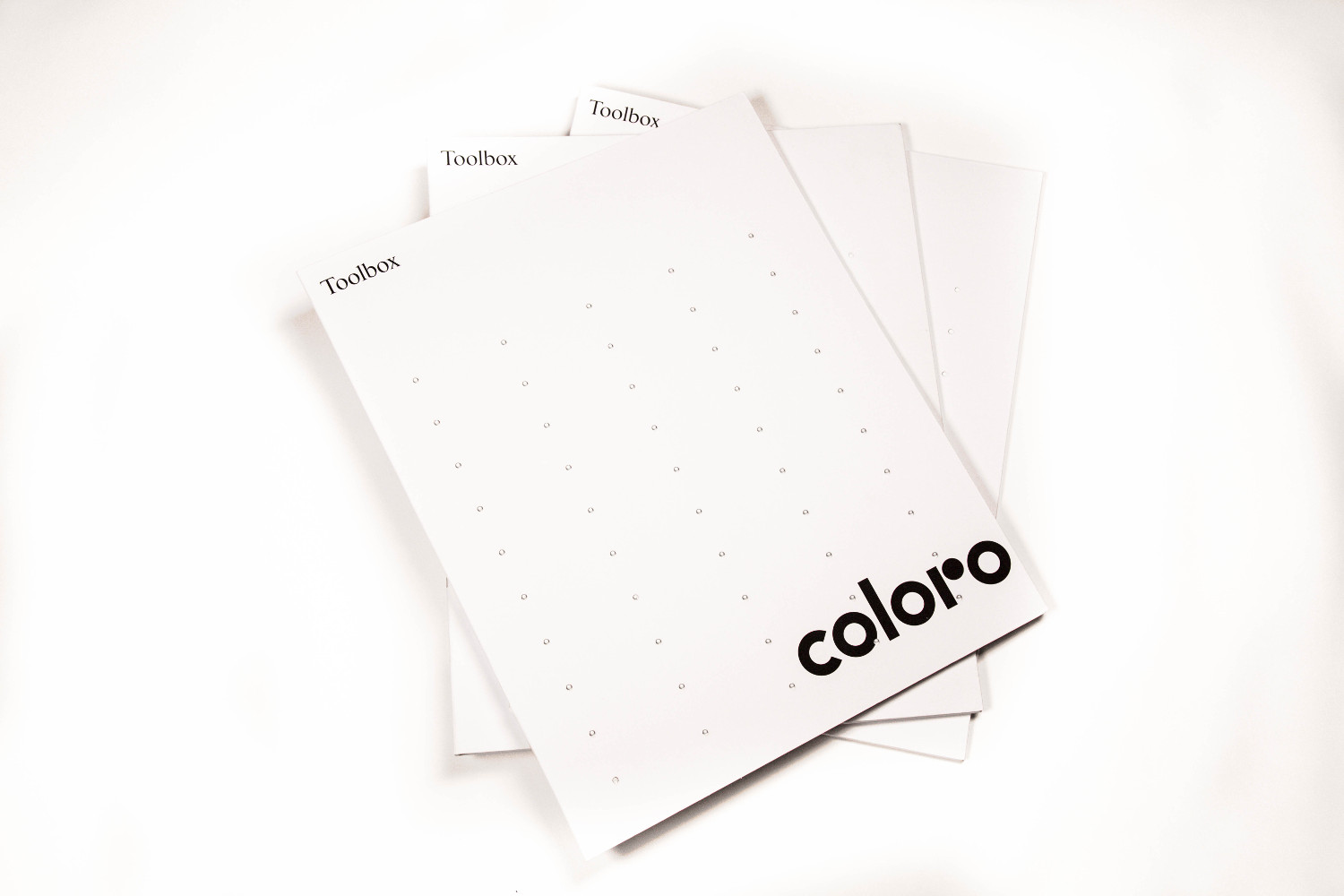Coloro Empty Folder
